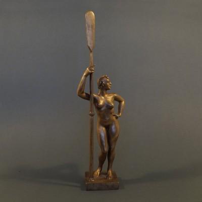 """Статуэтка """"Девушка с веслом"""" (350 мм)"""